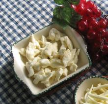 Cheese curds - regular
